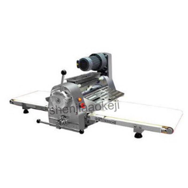 STPY-BC400 électrique pain pâtisserie pâte raccourcisseur machine pain tranchage machine rouleau presse sheeter machine 370w1pc