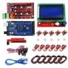 CNC Kit imprimante 3D pour Mega 2560 R3 + rampes 1.4 contrôleur + LCD 12864 + 6 fin de course butée finale + 5 A4988 Stepper Driver