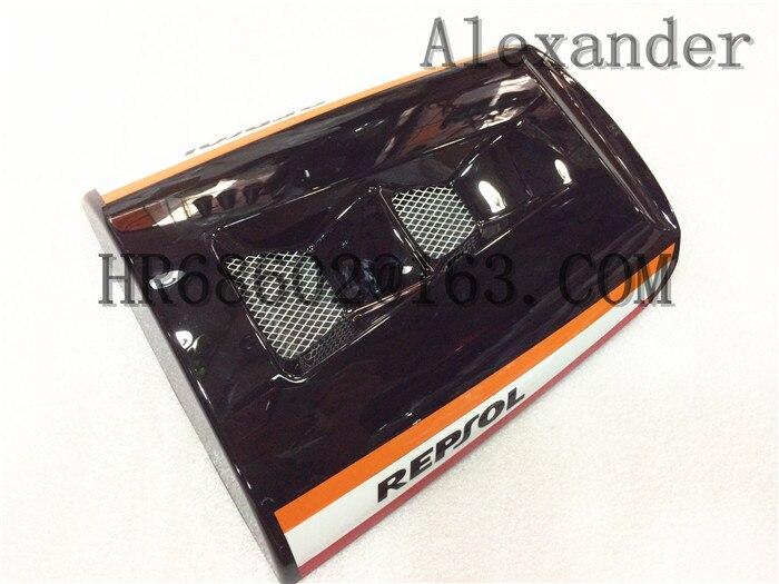 Repsol asiento trasero cubierta a Solo Motor asiento capucha set de carenado trasero para Honda CBR1000RR 2004, 2005, 2006, 2007 CBR 1000 RR cbr rr R