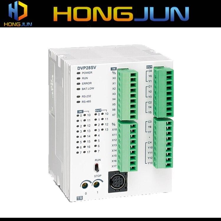 Serie DELTA SA2 de bajo coste PLC DVP12SA211T para equipos de pequeña escala