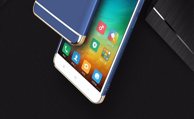 Xiaomi redmi note 4 bastec case luksusowe 3-w-1, odporna na wstrząsy matowe tarcza dysk back cover case dla xiaomi redmi note 4x 4