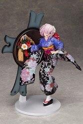 Sabre destino grande pedido fgo shielder mãe mash kyrielight 25 cm pvc figura de ação brinquedo coleção modelo presente