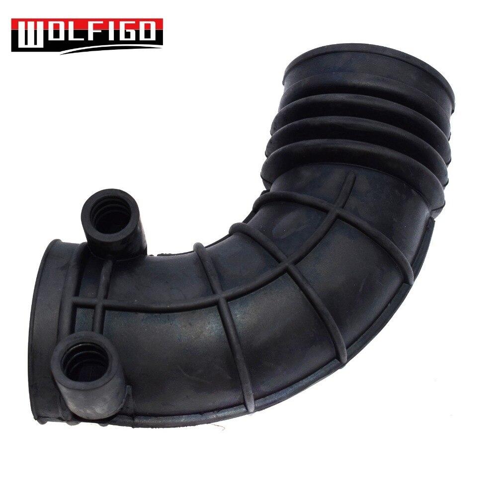 WOLFIGO AIR BOOT INTAKE PIPE HOSE TUBE 13541427780 For Bmw 5 sedan (E34) 5 Touring 13541726633 New