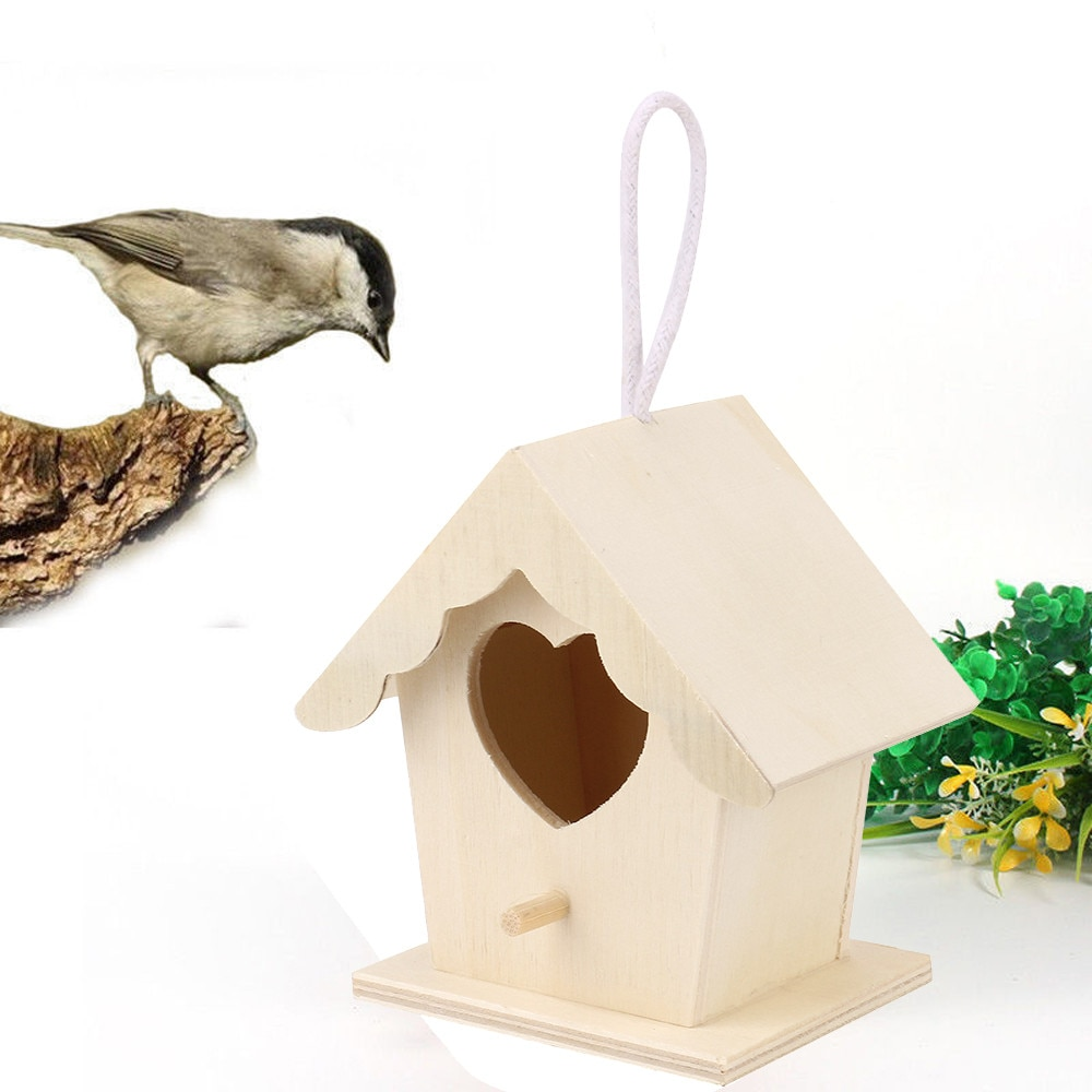 Гнездо Dox Гнездо дом птица коробка птица деревянный ящик домашний сад Спящая яма Горячая продажа 2019