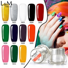 Kit de 3 pièces ibdge marque peinture Gel vernis à ongles Art couleur 3D dessin peinture durcissement lampe imbiber ongles professionnels en haut
