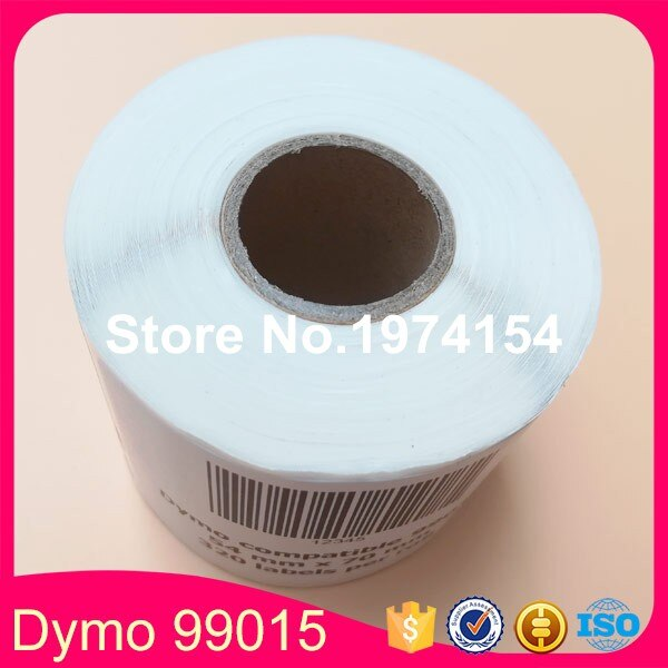 15 x rools dymo etiquetas compatíveis 99015 54mm x 70mm 320 Etiquetas Por Rolo Endereço Etiqueta (China (continente))