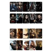 1 PCS Marvel Hero Thor Movie Theme Poster DIY Sticker Decoration Scrapbook Planner Sticker Flakes