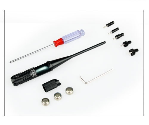 PPT Тактический лазерный прицел коллиматор прицел с красной точкой лазеры подходит от 0,22 до 0,5 пистолетов/винтовок gz200036