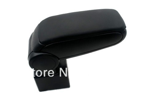 Center Console Armrest Black Leather For Suzuki Liana / Aerio 2001-2007