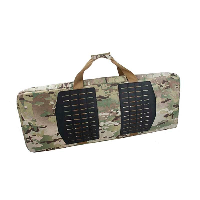 Novo ao ar livre tático armas longas bolsa de baixo lucro rifle saco de transporte portátil saco de armazenamento fãs do exército equipamento saco