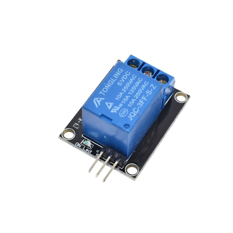 1 Channel 5V Relay Module for arduino 1-Channel relay KY-019 For PIC AVR DSP ARM for Arduino