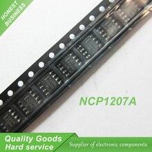 10 pcs 무료 배송 1207a ncp1207a ncp1207ap sop-8 lcd ic 관리 칩 100% 새로운 원본