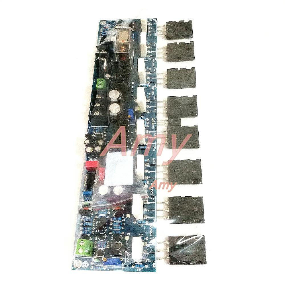 Placa amplificadora de potencia E405 (circuito de referencia Accuphase) (1 par)