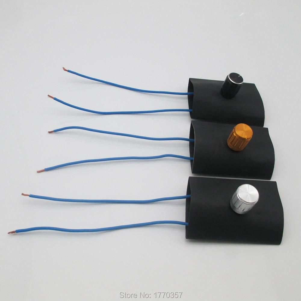 Настольная лампа с ручной ручкой, 2 шт., 250 в перем. Тока, 0-300 Вт, диммер для домашнего использования, Регулируемый контроллер переключения руч...