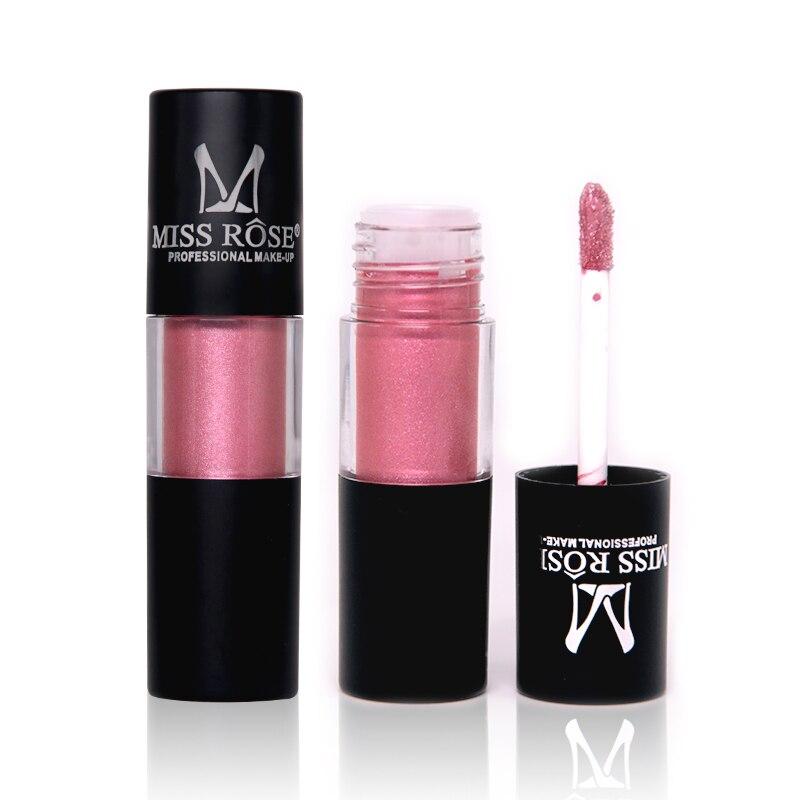 Miss Rose Matte Lip Gloss Moisturizer Nutritious Liquid Lipstick Waterproof Long Lasting Easy to wear Makeup Lipstick