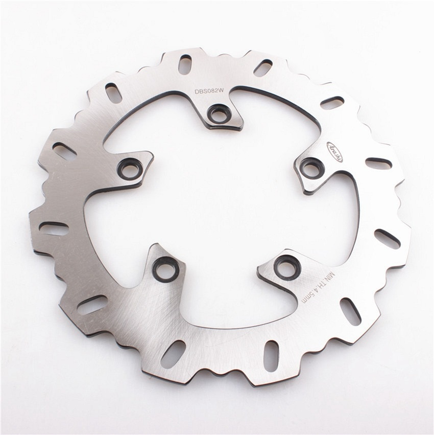 Para yamaha fz6 fazer 2004-2008 fz1 2006-2014 mt03 2006-2011 rotor de disco de freio traseiro da motocicleta