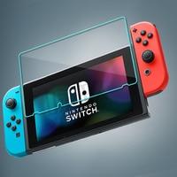 1 шт., защитная пленка для экрана Nintendo Switch 9H, закаленное стекло, 3D защитная пленка, покрытие консоли Nintend_switch, аксессуары Consola NS