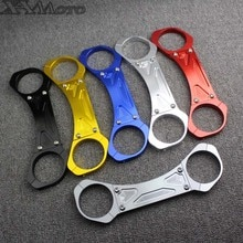 For Kawasaki ZRX400 ZRX1100 XJR400 XJR120 Motorcycle Balance Shock Front Fork Brace CNC For Honda CB1300 03-10 CB400 VTEC 2 3 4
