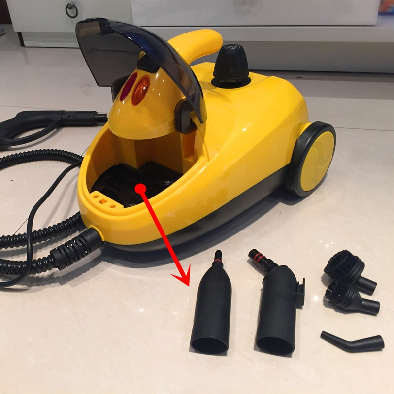 Multi-function steam cleaner High temperature high pressure fumigation machine Sauna remove lampblack car washing/cleaning enlarge