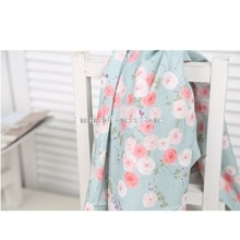 High quality imported plain cotton fabric, rural style digital printing fabric, handmade DIY baby dr