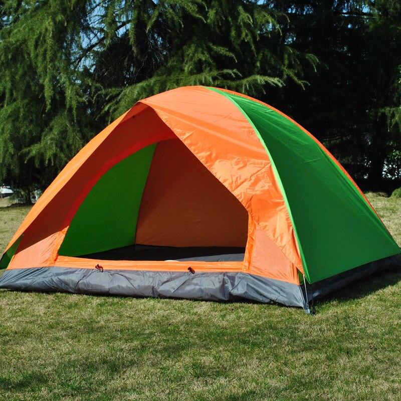 150*200*110 centimetri A Doppio Strato 2 Persona Antipioggia Ourdoor Campeggio Turistico Tenda Ultralight Tende Da Pesca Negozio di Porcellane on-line