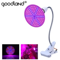 Goodland פיטו מנורת ספקטרום מלא LED לגדול אור E27 צמח מנורת Fitolamp עבור מקורה שתילי פרח Fitolampy לגדול אוהל תיבה