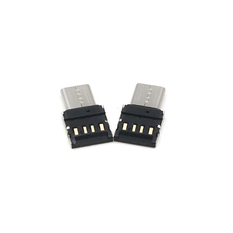 Mais novo TYPE-C Adaptador OTG função Turn USB normal em TIPO C USB flash drive frete grátis