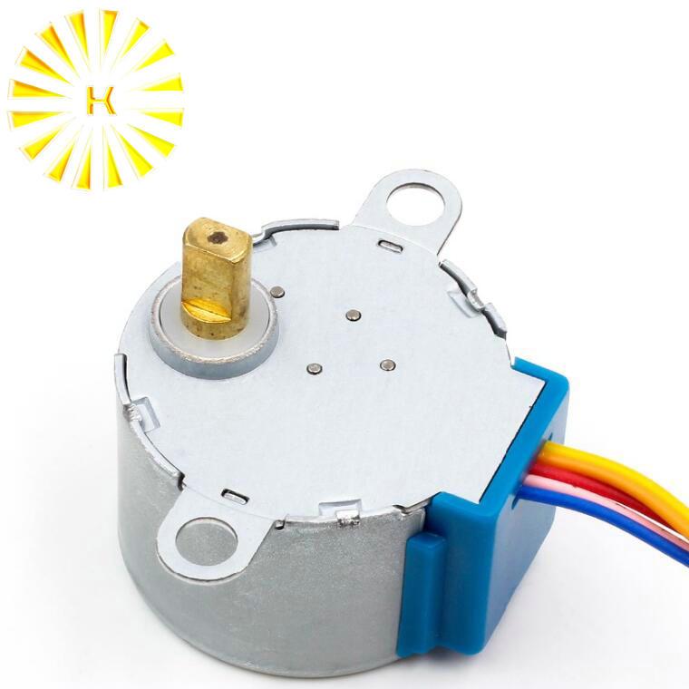 Шаговый электродвигатель 28BYJ-48, 12 В пос
