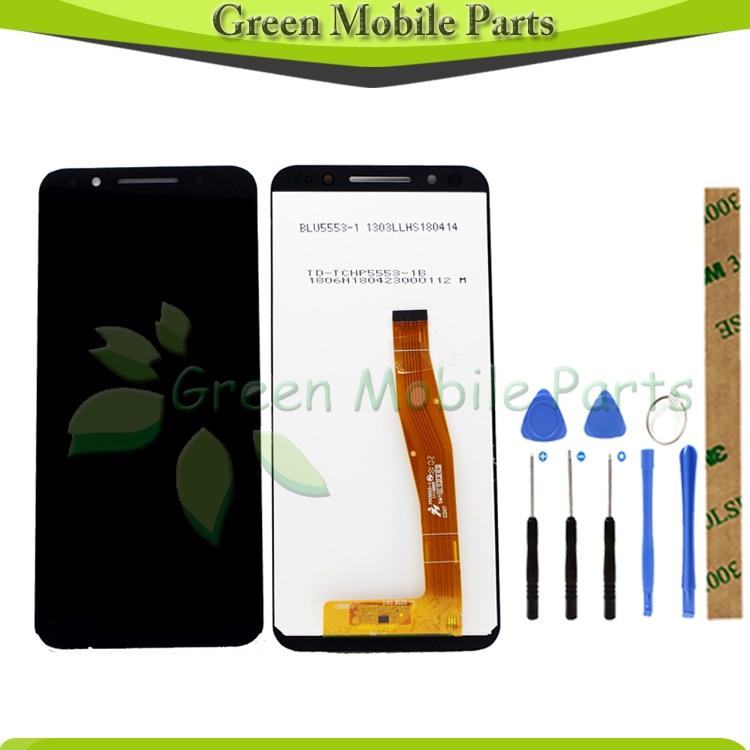 Pantalla LCD 100% probada para Alcatel 3 OT5052 5052D 5052Y pantalla LCD con montaje de pantalla táctil