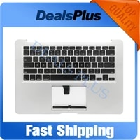 new top case topcase palmrest with us keyboard no touchpad for macbook air 13 a1466 a1369 md23 md232 md846 2012 year