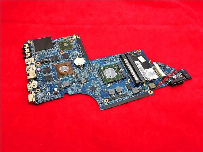 الأصلي ل HP بافيليون Dv6 Dv6-6000 الكمبيوتر المحمول اللوحة الأم 665284-001 اختبارها بالكامل