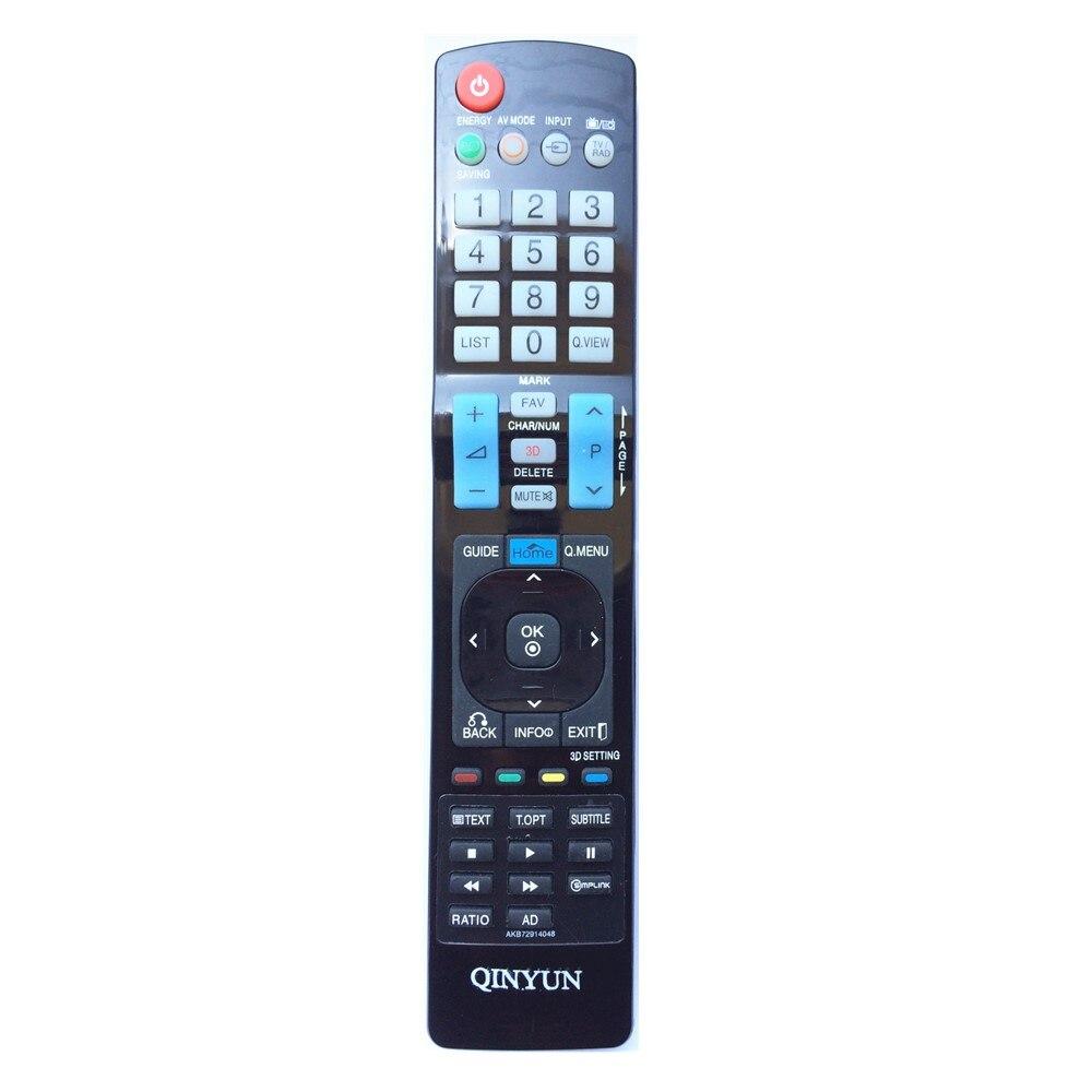 AKB72914048 Control remoto para LG 3D TV 32LW4500 42LW4500 47LW450U 47LW451C 47LW5600 55LW4500