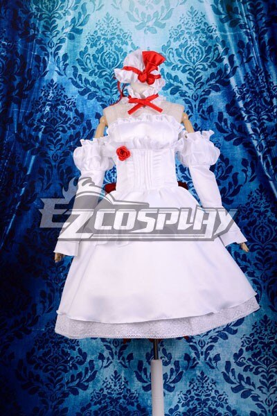 Touhou Project Remilia Gk Lolita traje de cosplay de lujo E001