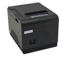 Xprinter Imprimante Thermique de Reçu De 80mm Coupe Automatique Restaurant Cuisine Pos Imprimante USB Lan Parallèle imprimante Wifi Bluetooth imprimante
