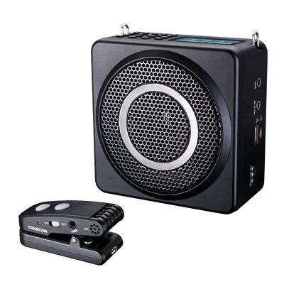 Takstar E260W 2,4G amplificador portátil inalámbrico altavoz de Bobina de voz Dual LCD pantalla compatibilidad con FM MP3 grabación 18W Outpot power
