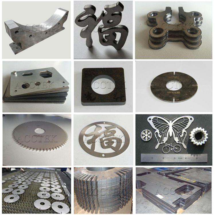 ¡Oferta! máquina cortadora láser de fibra para metal 500w 1000W SS CS tubo de acero de metal y máquina de corte cnc de tubos