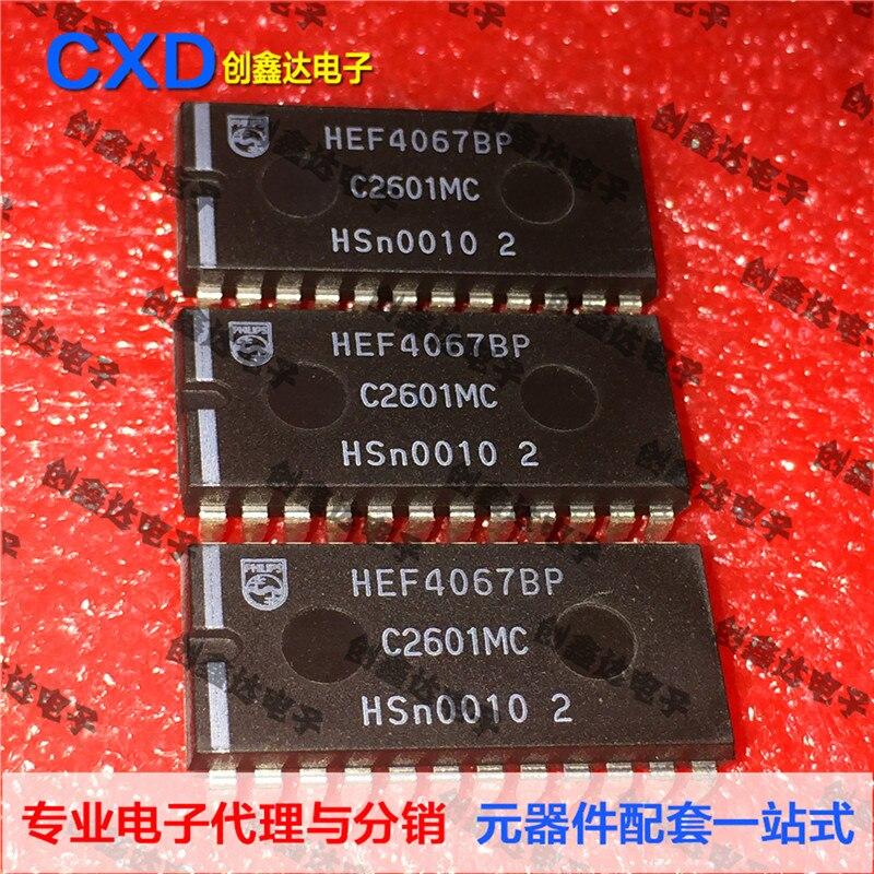 Freeshipping HEF4067 HEF4067BP Componentes