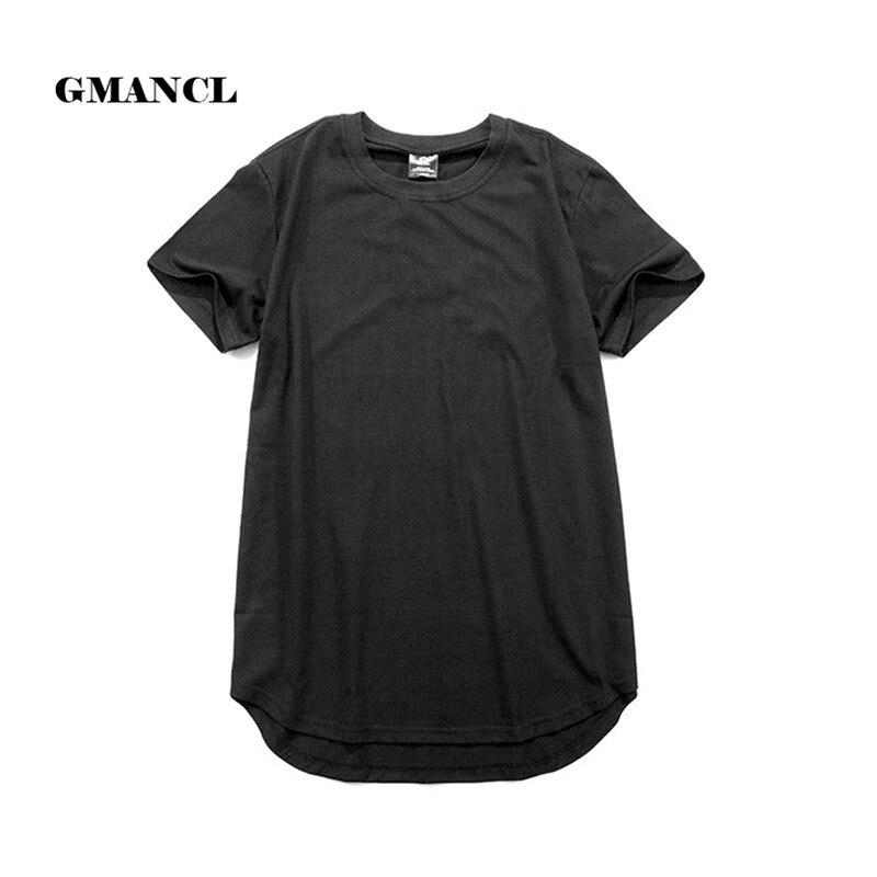 Мужская футболка Канье Уэст, белая футболка оверсайз с изогнутым краем