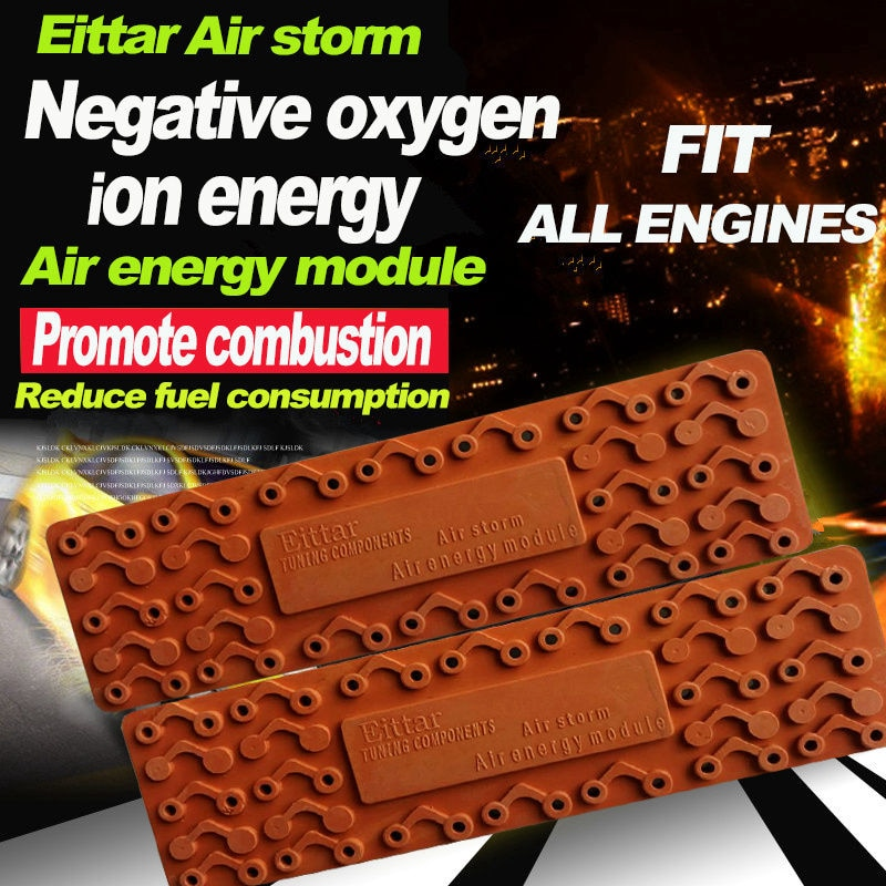 Para Toyota Celica Toyota Camry Vienta todo para motor de coche módulo de energía de aire anillo de energía ahorro de combustible reducir de carbono para coche accesorios