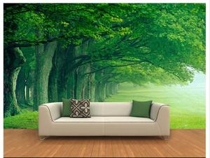 Custom photo wallpaper 3d wall murals wallpapers Idyllic tree scenery background wall paintings wallpaper for living room decor