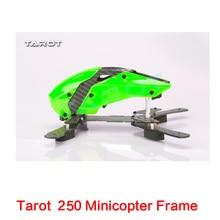 Tarot-rc Original Drone Zubehör Diy Fpv Racing Drohne Kit Mini Tarot Robocat 250 Carbonrahmen Teile Tl250h Quadcopter