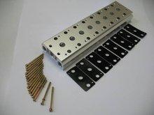 Collecteur solénoïde 8 rangées   Vannes pilotes dair 4V 300 série 300M-8 pour 4V310