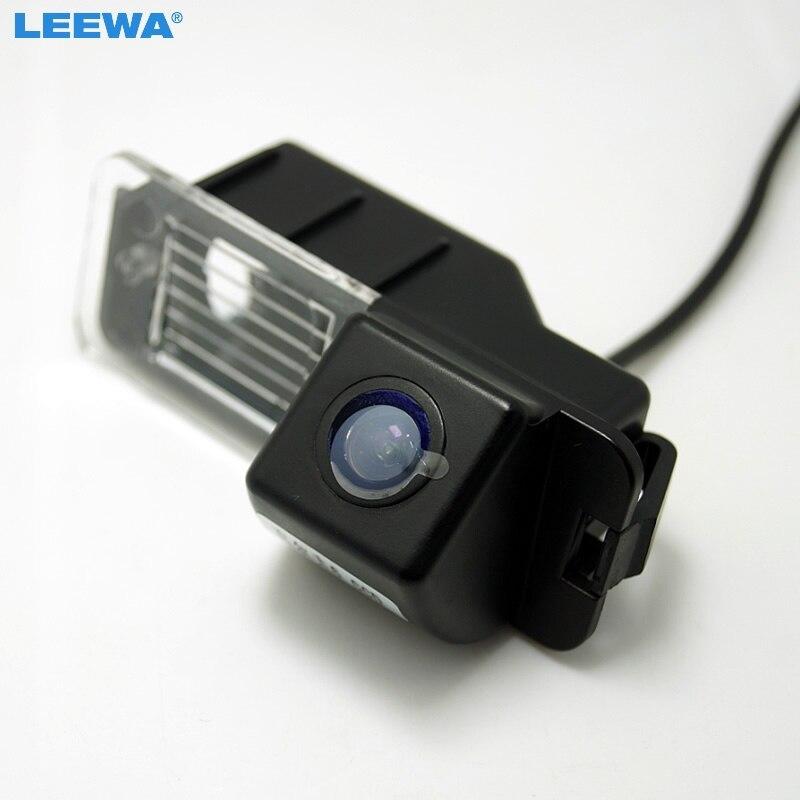 LEEWA Für Volkswagen Golf6/Magotan/Beetle/SCIROCCO/BORA/POLO/PASSAT B7 HD Auto Backup rückansicht Auto Kamera # CA4828