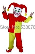 Professional Mascot Clown Mascotte Mascota Costume Adult Size Custom Fancy Dress Kits for Carnival Cosply