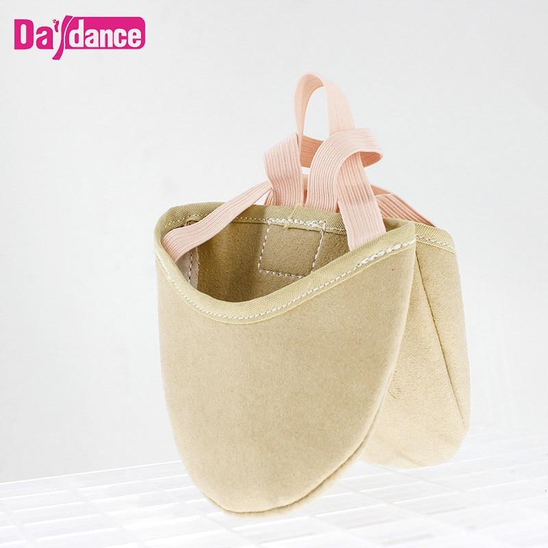 Rhythmic Gymnastic Shoes Elastic Half Shoes Microfiber Modern Belly Shoes For Kids