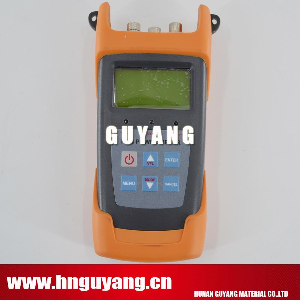 Medidor de potencia PON de fibra portátil JW3213 1310/1490/1550nm