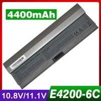 4400mAh laptop batterie fur Dell Latitude E4200 F586J R331H R640C R841C W343C W346C X784C Y082C Y084C Y085C
