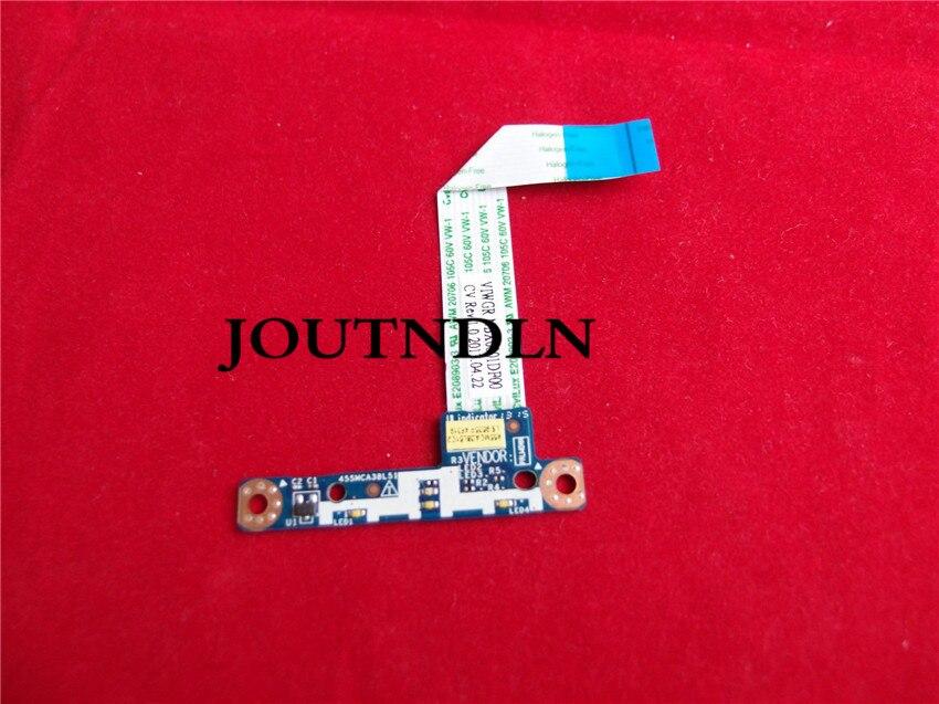 JOUTNDLN PARA Lenovo G500 G505 G510 G490 LED Board w/Cabo LS-9635P VIWGR