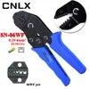 CNLX – pince à sertir SN-06WF 0.25 – 6 mm2 outil de presse à sertir pour verrouillage de câble à manchon d'extrémité