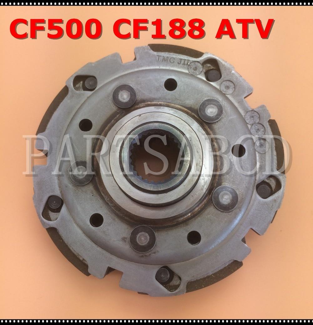 Cfmoto 500CC 600CC Atv Quad CF188 Cf500 Cf600 Clutch Assy 0180-054000-0003